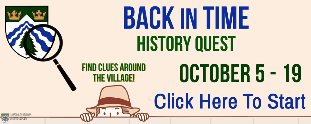 Back in Time - History Quest